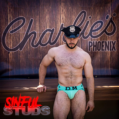 Male Stripper - Charlie's - Phoenix, AZ